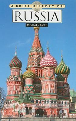 A Brief History of Russia - Brief History S. (Hardback)