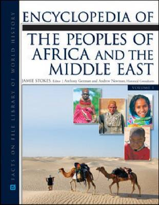 Encyclopedia of the Peoples of Africa and the Middle East (Hardback)
