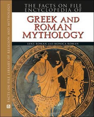 Encyclopedia of Greek and Roman Mythology (Hardback)