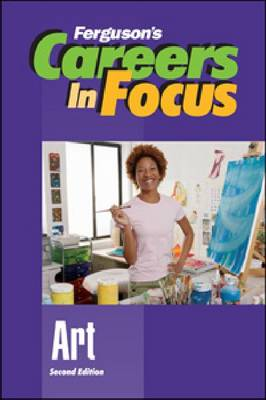 Art - Ferguson's Careers in Focus (Hardback)