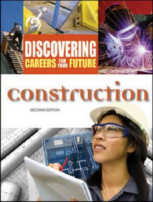 Construction - Discovering Careers for Your Future (Hardback)