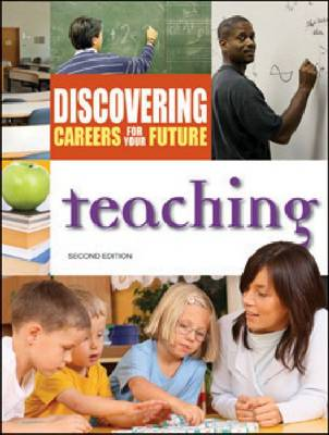 Teaching - Discovering Careers for Your Future (Hardback)
