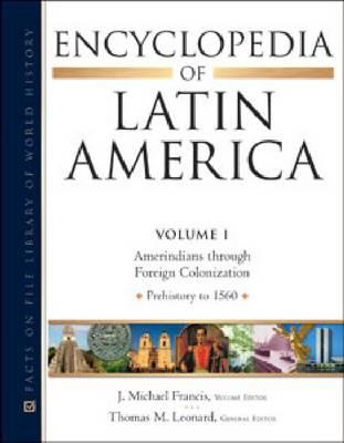 ENCYCLOPEDIA OF LATIN AMERICA, 4-VOLUME SET (Hardback)
