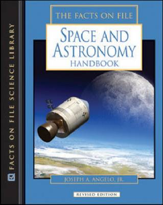 The Facts on File Space and Astronomy Handbook (Hardback)