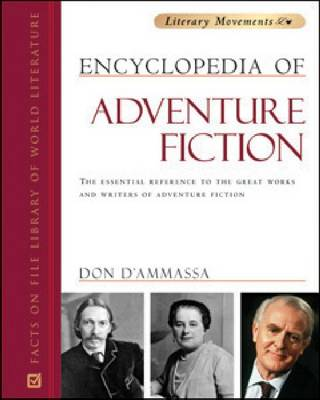 Encyclopedia of Adventure Fiction (Hardback)