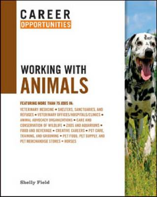 Career Opportunities Working with Animals (Hardback)