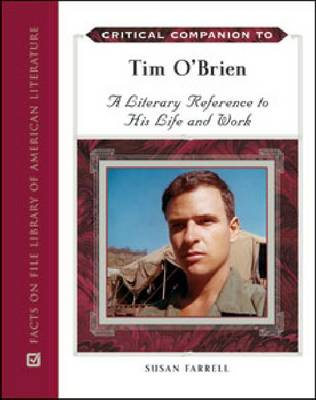 Critical Companion to Tim O'Brien (Hardback)