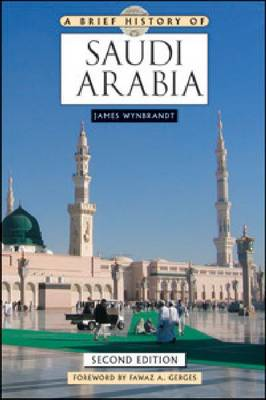 A Brief History of Saudi Arabia - Brief History S. (Hardback)