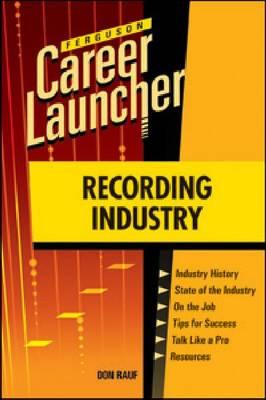 Recording Industry: Career Launcher (Paperback)