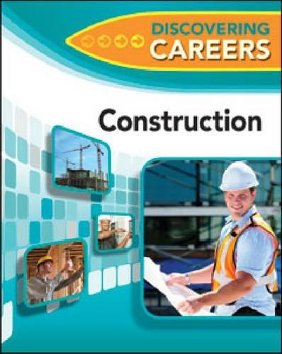 CAREERS IN FOCUS: CONSTRUCTION, 5TH EDITION - Ferguson's Careers in Focus (Hardback)