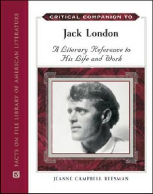 Critical Companion to Jack London (Hardback)