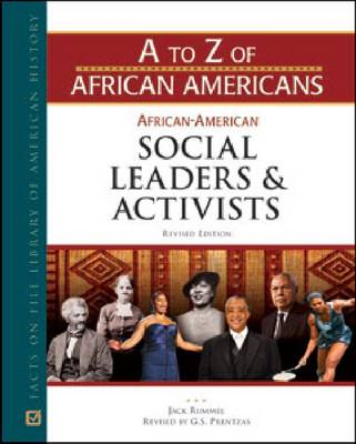 African-American Social Leaders and Activists (Hardback)