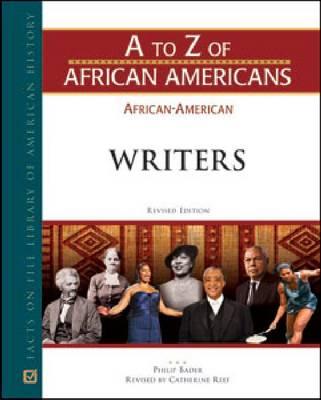 African-American Writers (Hardback)
