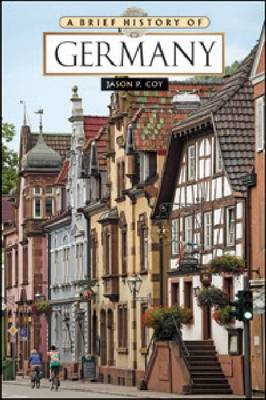 A Brief History of Germany - Brief History S. (Hardback)