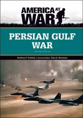 Persian Gulf War - America at War (Hardback)