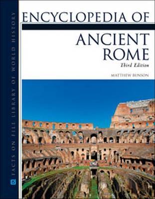 Encyclopedia of Ancient Rome (Hardback)