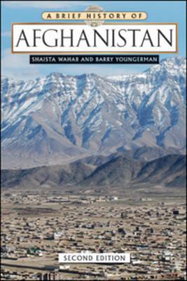 A Brief History of Afghanistan - Brief History S. (Hardback)