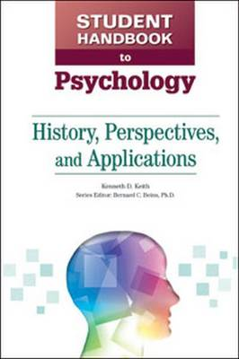 Student Handbook to Psychology: History, Perspectives, and Applications - Student Handbook to Psychology (Hardback)