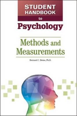 Student Handbook to Psychology: Methods and Measurements - Student Handbook to Psychology (Hardback)