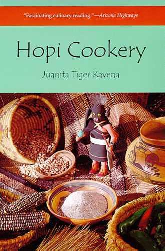 Hopi Cookery (Paperback)