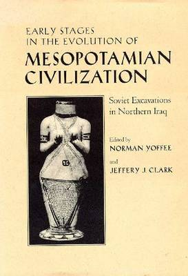 EARLY STAGES IN THE EVOLUTION OF MESOPOTAMIAN CIVILIZATION (Hardback)