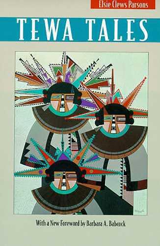 Tewa Tales (Paperback)