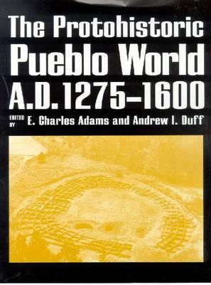 The Protohistoric Pueblo World, A.D. 1275-1600 (Hardback)