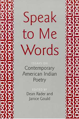 SPEAK TO ME WORDS (Paperback)
