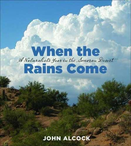 When the Rains Come: A Naturalist's Year in the Sonoran Desert (Paperback)