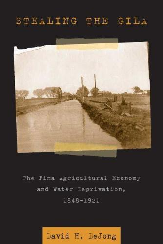 Stealing the Gila: The Pima Agricultural Economy and Water Deprivation, 1848-1921 (Hardback)