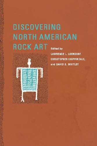 Discovering North American Rock Art (Paperback)