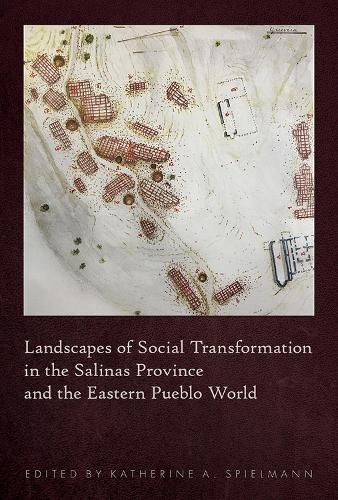 Landscapes of Social Transformation in the Salinas Province and the Eastern Pueblo World (Hardback)