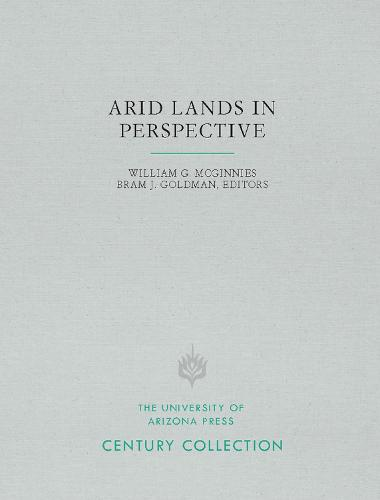 Arid Lands in Perspective - Century Collection (Paperback)