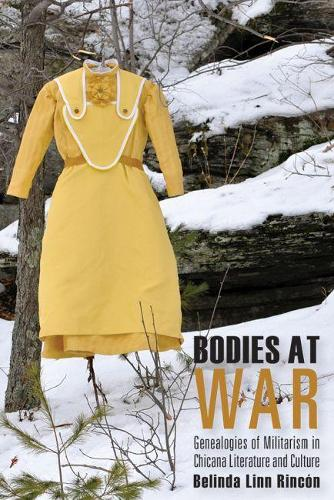 Bodies at War: Genealogies of Militarism in Chicana Literature and Culture (Paperback)