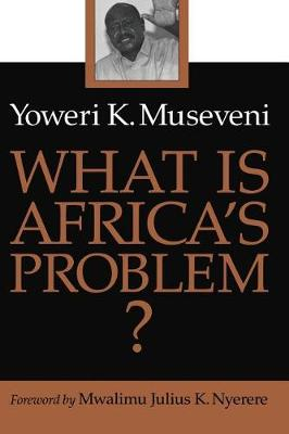What Is Africa's Problem (Paperback)