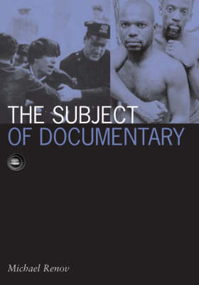 Subject Of Documentary - Visible Evidence (Paperback)