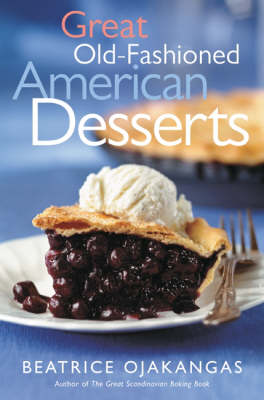 Great Old-Fashioned American Desserts (Paperback)