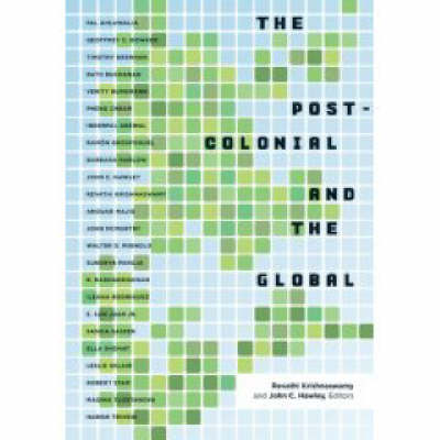 The Postcolonial and the Global (Hardback)