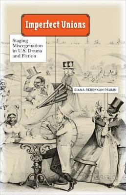 Imperfect Unions: Staging Miscegenation in U.S. Drama and Fiction (Hardback)