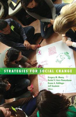 Strategies for Social Change - Social Movements, Protest and Contention (Hardback)