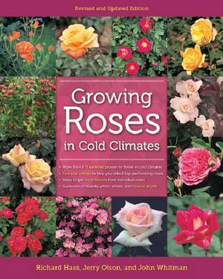 Growing Roses in Cold Climates: Revised and Updated Edition (Paperback)