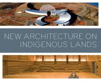 New Architecture on Indigenous Lands (Paperback)
