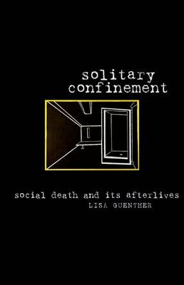 Solitary Confinement: Social Death and Its Afterlives (Hardback)