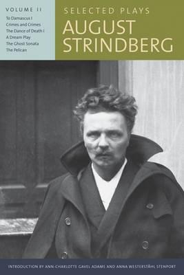 Selected Plays, August Strindberg, Volume II (Paperback)