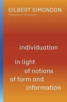 Individuation in Light of Notions of Form and Information (Paperback)