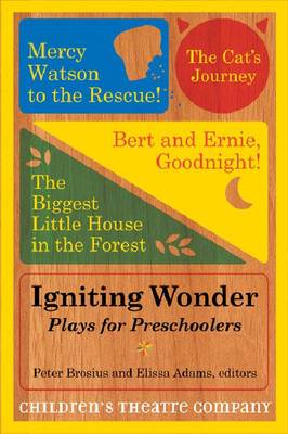 Igniting Wonder: Plays for Preschoolers (Paperback)