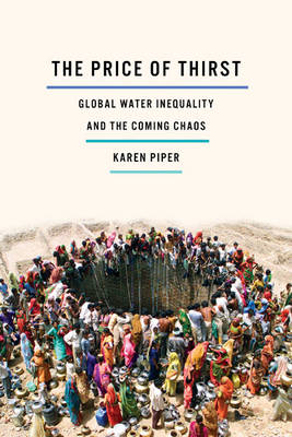 The Price of Thirst: Global Water Inequality and the Coming Chaos (Hardback)