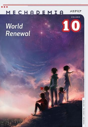 Mechademia 10: World Renewal (Paperback)