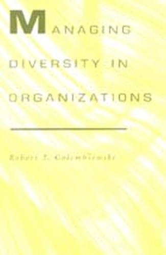 Managing Diversity in Organizations (Paperback)