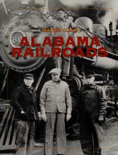 Alabama Railroads (Hardback)